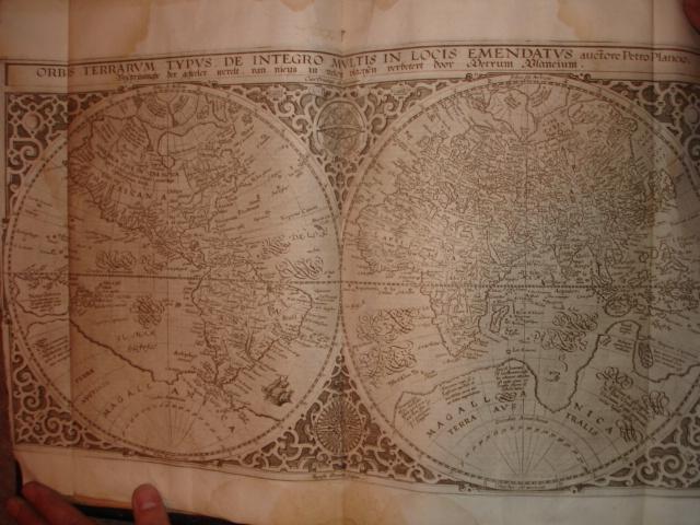 Bijbels met landkaarten
